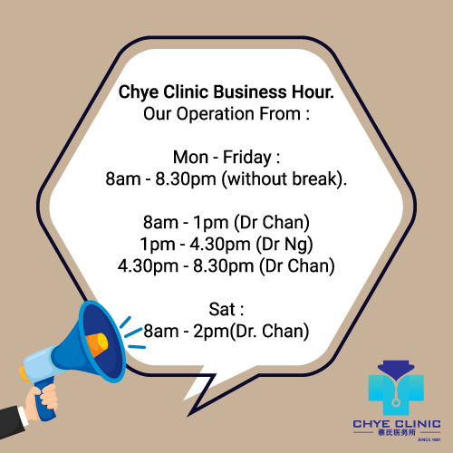New Business Hour